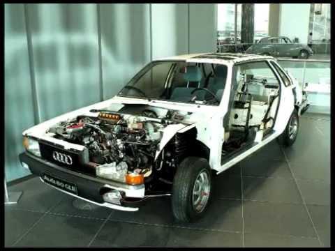 Museum Mobile Audi w Ingolstadt