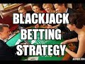 Blackjack Betting Strategy | Blackjack Double Down and Splitting
