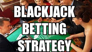 Blackjack Betting Strategy | Blackjack Double Down and Splitting