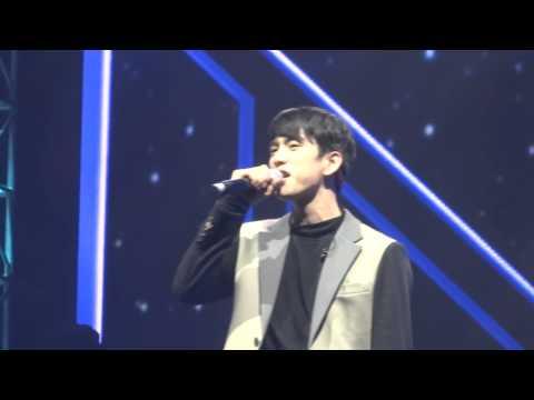 150131 [GOT7 2015 Asia Tour Showcase in Hong Kong] GOT7 - 黑色毛衣(JB Jr. Youngjae)
