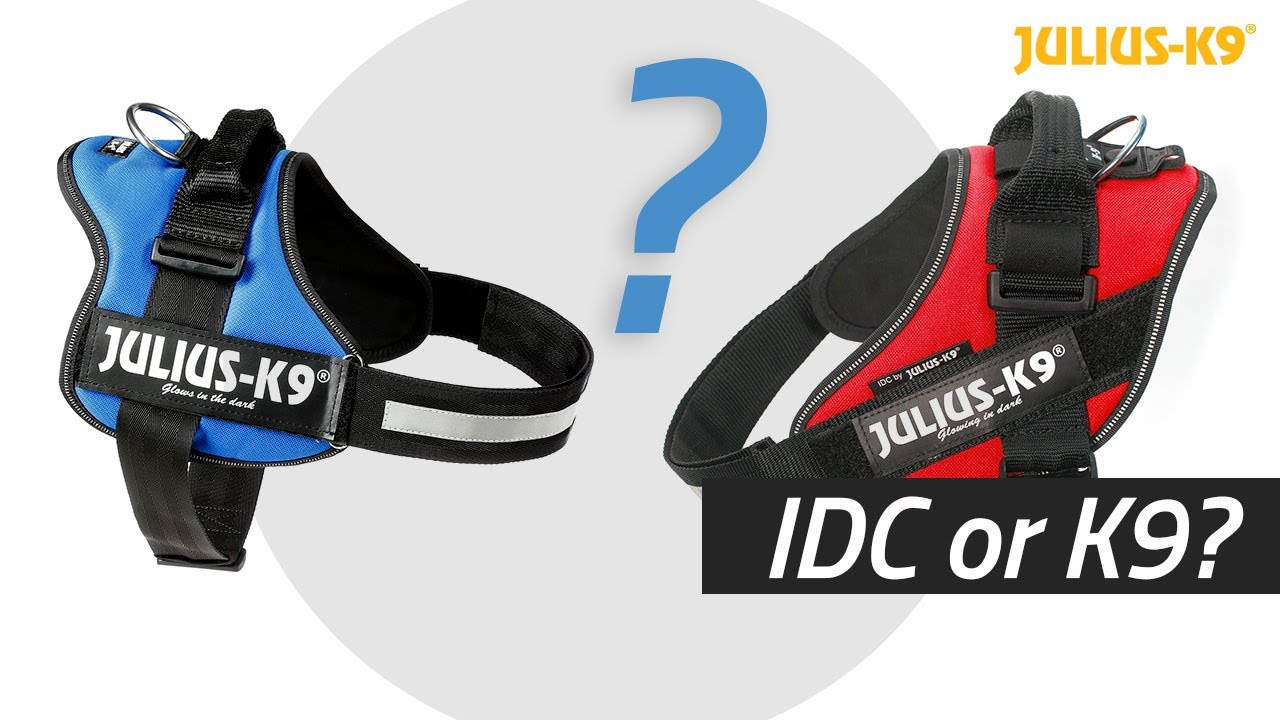 Comparison Of Idc And K9 Harnesses Youtube