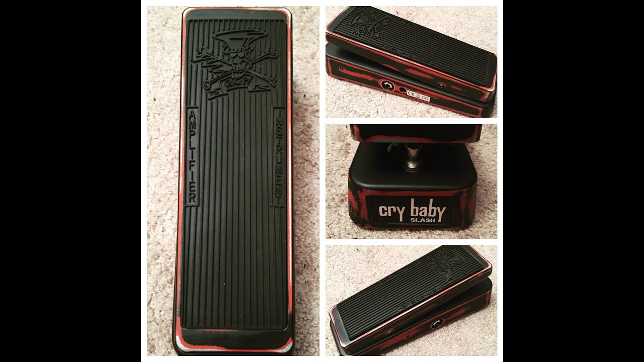 Dunlop 95C Slash Crybaby Classic Wah Review