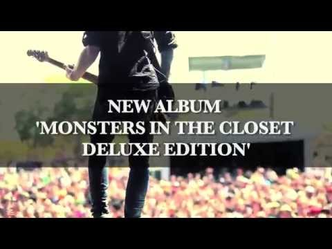 Mayday Parade - 'Monsters In The Closet Deluxe Edition' Available Now