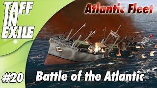 Atlantic Fleet |  Battle of Atlantic | Part 20 - The One that got Away!