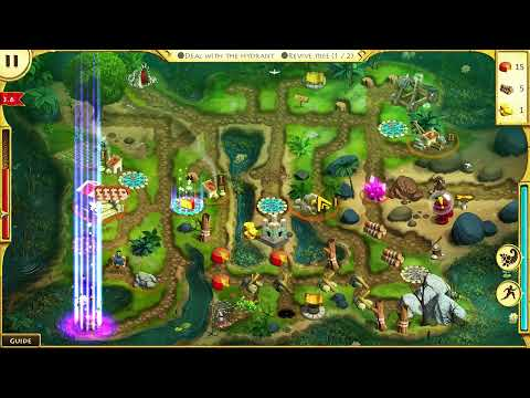 Just Playin' 12 Labours of Hercules IV Mother Nature Platinum Edition Lvl 3.6. |
