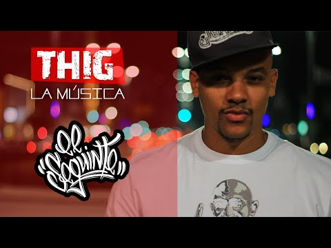 Thig - La Música  (Video Music Rap) ELSeguinte
