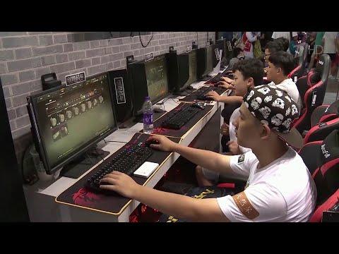 В Китае радикально решают проблему зависимости детей от компьютерных игр.