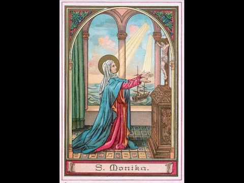 27 agosto Santa Monica Madre di S. Agostino .wmv