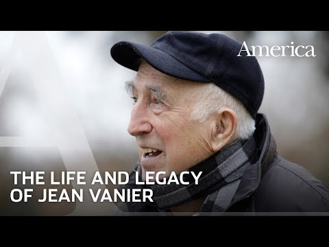 Remembering the life and legacy of Jean Vanier | A conversation with Tina Bovermann