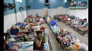 Ngôi chùa cưu mang 137 cụ già không nhà cửa, không con cái ở Sài Gòn