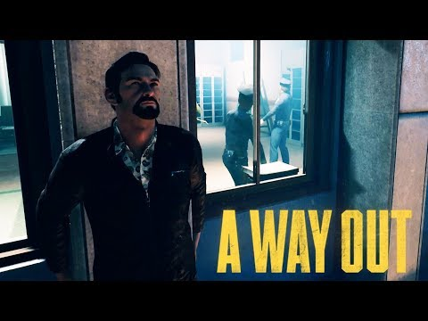 A WAY OUT AMAZING CHASE SCENE 1080p HD