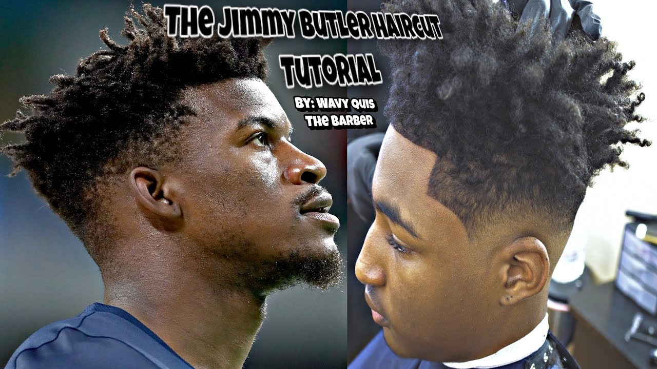 Clean Jimmy Butler Drop Fade Tutorial Ft Wavy Quis The Barber