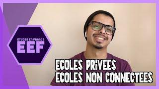 EEF - Écoles non connectées Campus France - Écoles privées