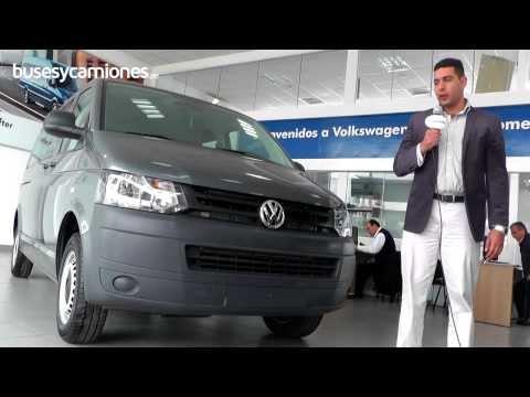 Volkswagen Transporter 2013 l Video en Full HD l Presentado por BUSESYCAMIONES.pe