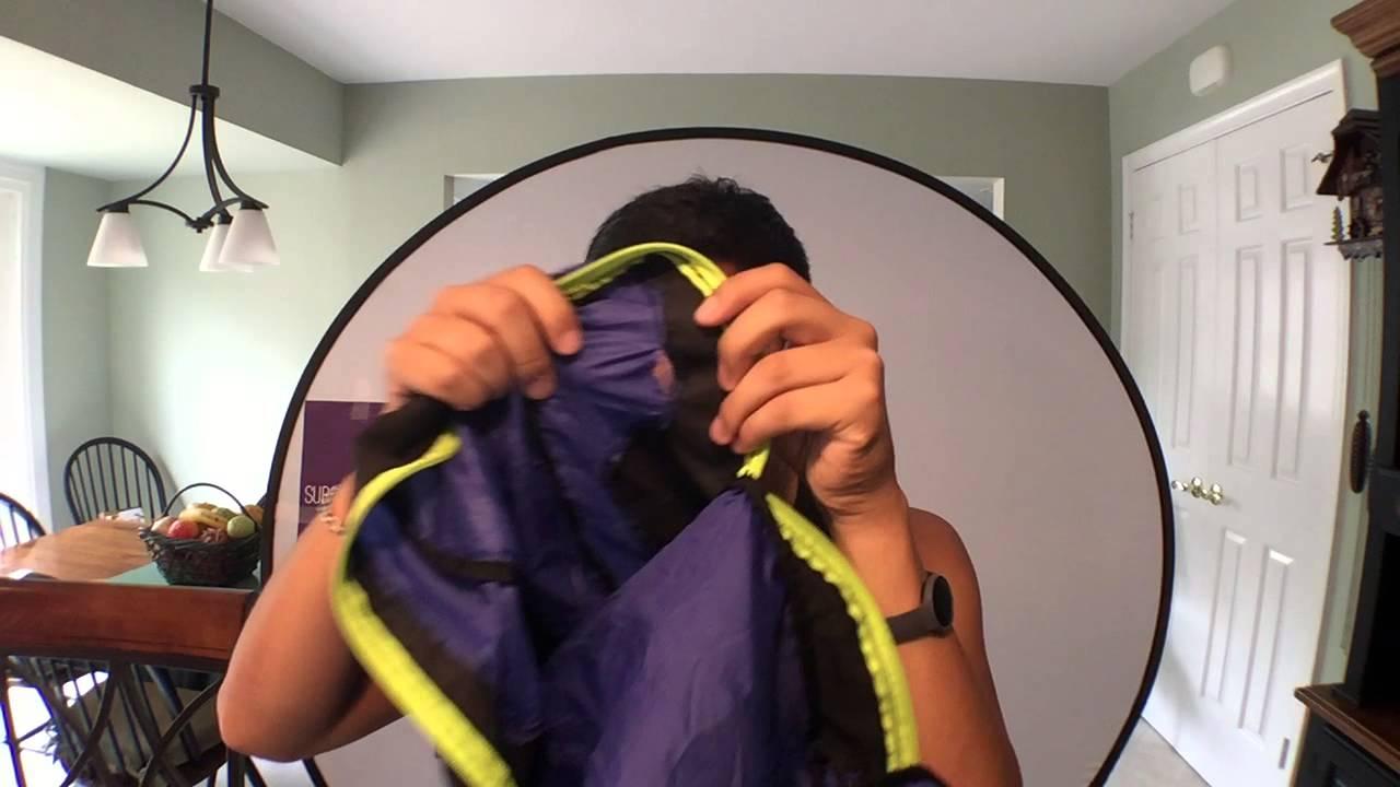 Lightweight Pack Ralph Lauren Polo Rlx BackpackExperience Packable Trek Review SUVzMp