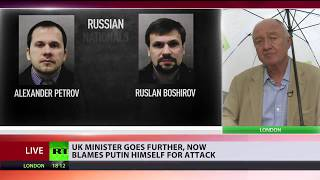 Ken Livingston: 'Rise of anti-Russian sentiment trying to recreate Cold War'
