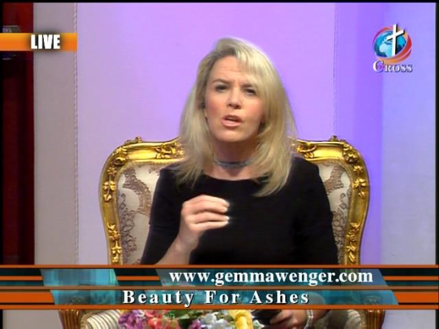 Pastor Gemma Wenger Beuaty of Ashes