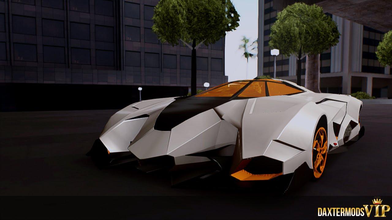 GTA San Andreas: Pack De Autos Deportivos HD By DaxterMods