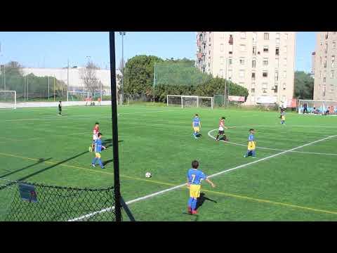 ADCEO B VS PERO PINHEIRO -JORNADA 16 - INICIADOS (video 2)