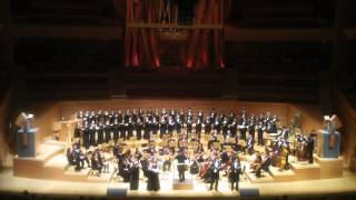 """MISSA IN TEMPORE BELLI"" part 3 performed by L.A Chamber Choir with timpanipark"
