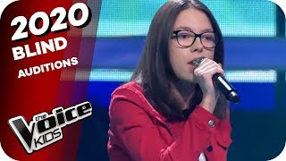 Shawn Mendes - If I Can't Have You (Tina) | The Voice Kids 2020 | Blind Auditions