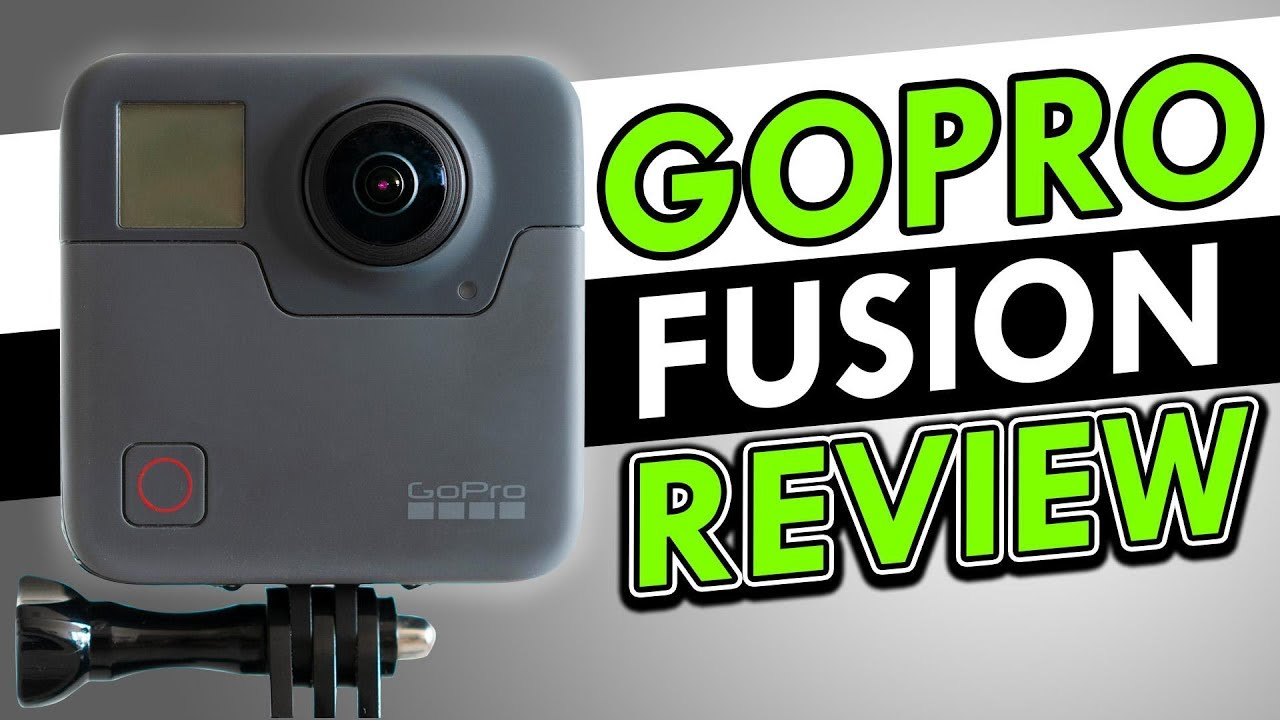GoPro Fusion: Best 360 Camera Of 2018!