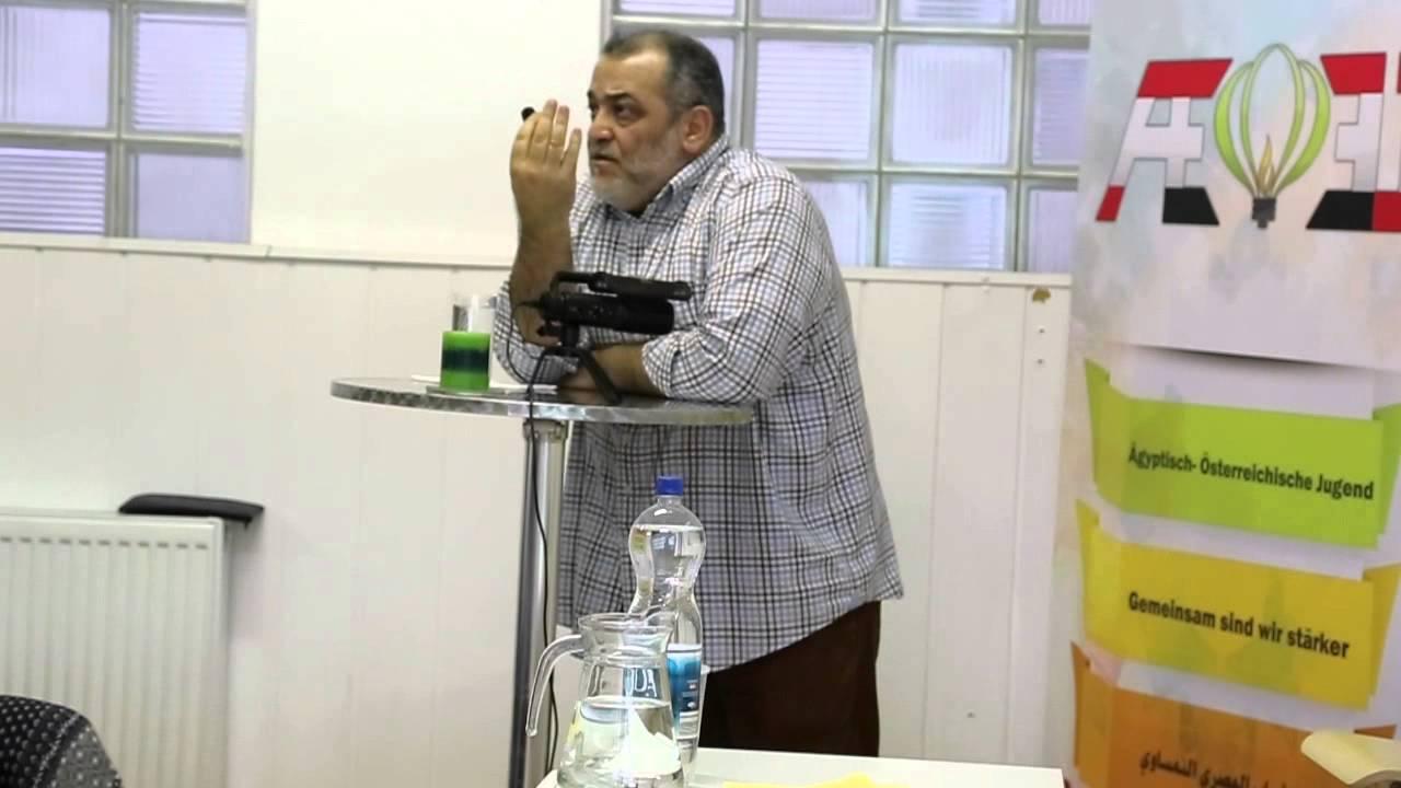 Islam und Demokratie mit Amir Zaidan 17.04.2014