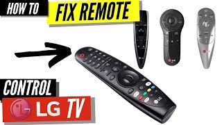 How To Fix a LG Remote Control That's Not Working screenshot 3