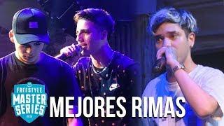 Las MEJORES RIMAS de la JORNADA6 | FMS ARGENTINA