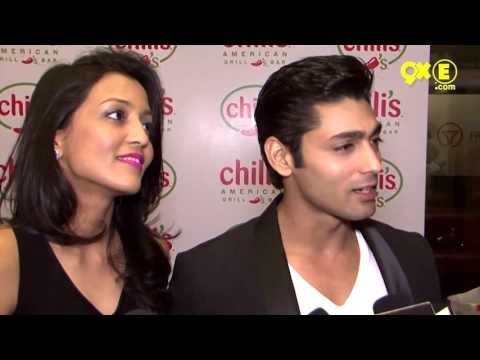 Ruslaan Mumtaz with his wife Nirali Mehta | Candid Conversation | SpotboyE