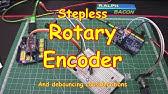 Using Rotary Encoders with Arduino - YouTube