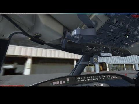FSX-SE: Aerosoft CRJ | Tri-City-Atlanta