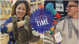 Nowości z Kids Time krótki Vlog