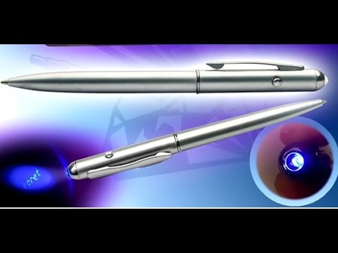 Отличная перьевая ручка Bic all-in-one pen - YouTube