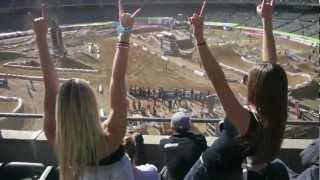 The Motocross Life- Ami & Jamie