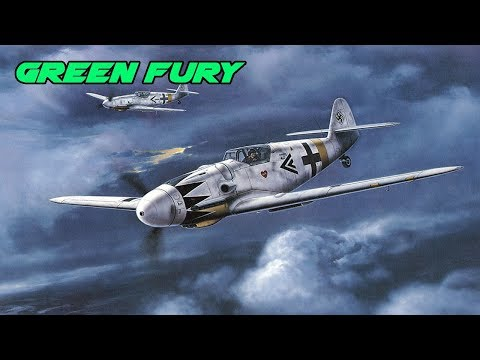BF 109 F4 - Getting easy kills for you and your buddies - For beginners - Step 1