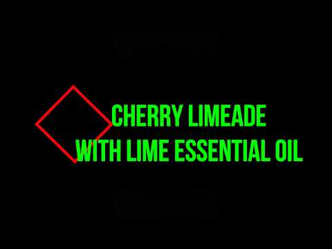 cherry-limeade-made-with-lime-essential-oil
