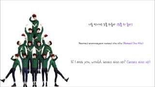 EXO-First snow [첫 눈] (Han/Rom/Eng lyrics)