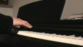 Naruto Shippuuden OST II Saika - Colourful Mist Piano NARUTO-ナルト- 疾風伝 II - 彩霞