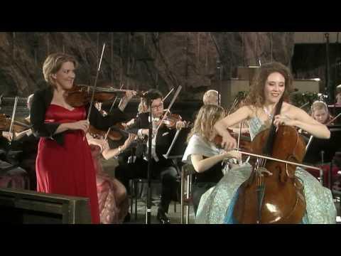 Vittorio Monti: Cardas for violin, cello and orchestra (arr.)