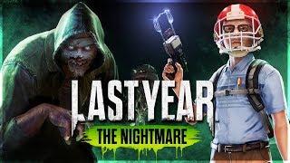 СПАСЕНИЕ ШКОЛЬНИКОВ ОТ ТРУДОВИКА! СЕТЕВОЙ МУЛЬТИПЛЕЕРНЫЙ ХОРРОР! - Last Year The Nightmare [1440p]