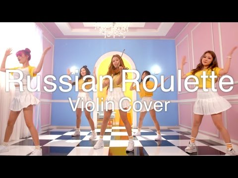 RED VELVET(레드벨벳)_RUSSIAN ROULETTE(러시안룰렛) VIOLIN COVER
