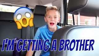I'M GETTING A BROTHER  | THE LEROYS