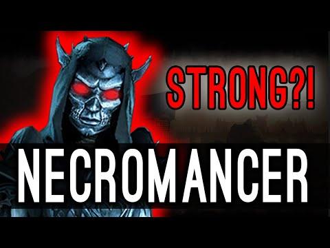 """Necromancer The """"Gamebreaker""""?! - Elsweyr Chapter ESO"""