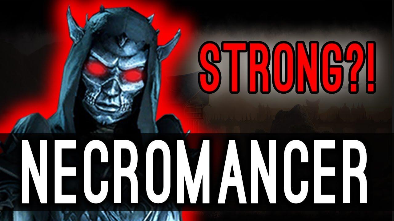 Necromancer The