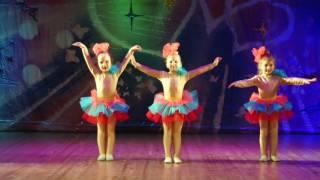 """«Мы ногами топ-топ-топ» """"Барви"""" на фестивальном концерте """"Музыка сердец"""" 26.10.16"""