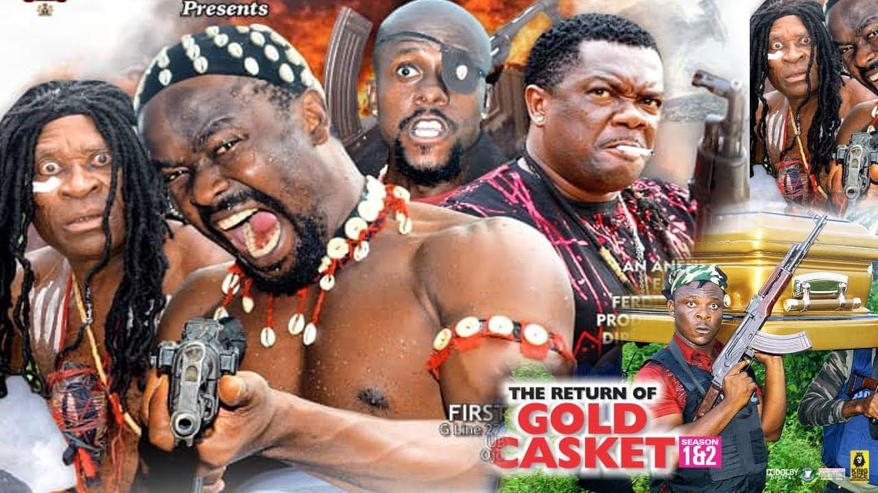 Download THE RETURN OF GOLD CASKET SEASON 2- ZUBBY MICHEAL|KEVIN IKEDUBA|2021 LATEST NIGERIAN NOLLYWOOD MOVIE