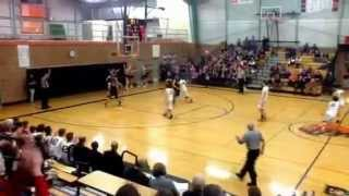 Gar-pal vs. pomeroy buzzer beater