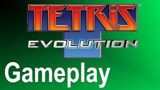Tetris Evolution Gameplay Xbox 360