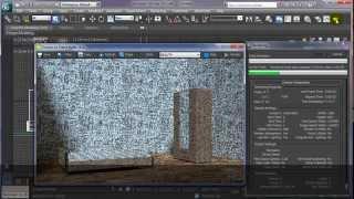 Визуализация проекта Pro100 в 3D Max.